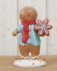 Christmas Candy Decoration Gingerbread Boy