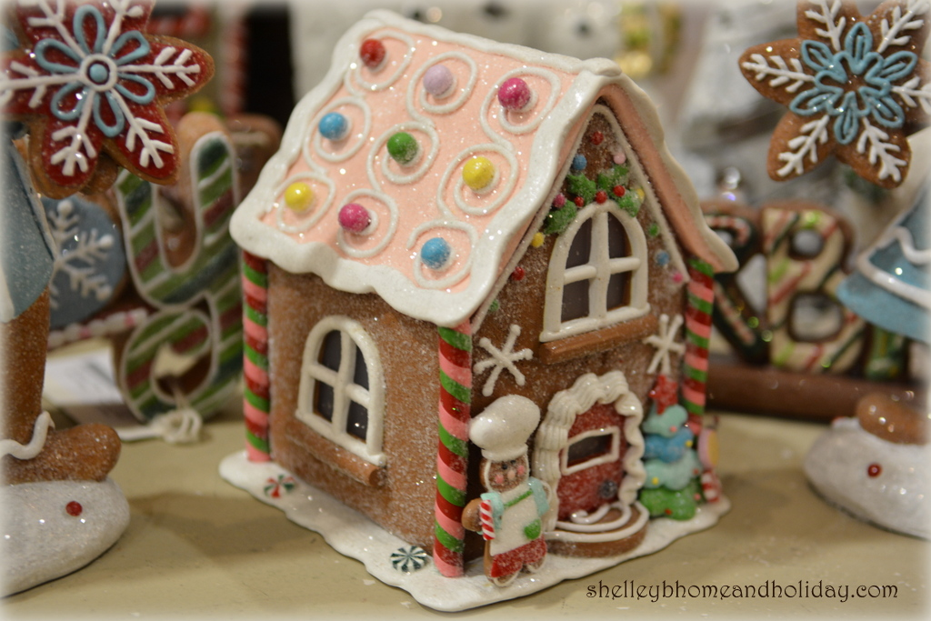 gingerbread bakery candy christmas house gingerbread house decoration - Gingerbread Christmas Decorations