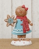 Christmas Candy Gingerbread Girl