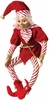 Christmas Elf 16 inch Peppermint