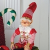 Christmas Elf Red and White 18 inches