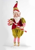 Christmas Elf Standing with Candy Cane 15 inches