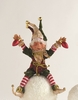 Christmas Jester Elf 15 Inches
