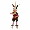 Christmas Jester Elf 30.5 Inches