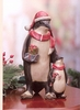 Christmas Penquin with baby