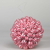 Christmas Peppermint Ball Candy Ornament