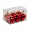 Christmas Red Jingle Bell Place Card Holder