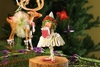 Dancer's Gift Elf Patience Brewster Dash Away Elf Ornament