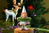 Dasher's Wreath Elf Patience Brewster Dash Away Ornament