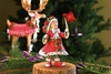 Donna's Light Elf Patience Brewster Dash Away Elf Ornament