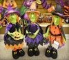 Halloween Witch Standing Decoration with Stretch Legs
