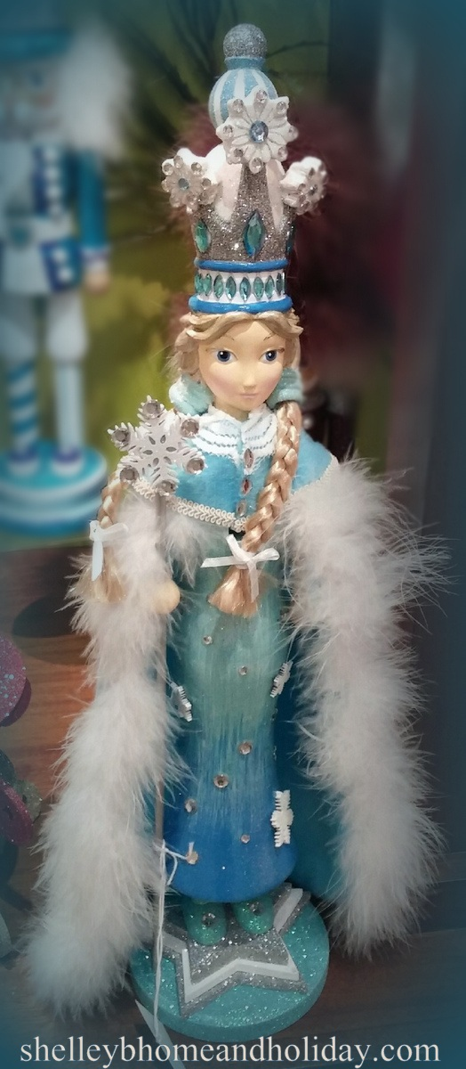 frozen princess figure