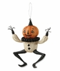 Johanna Parker Dancing Pumpkin Halloween Ornament