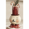 Johanna Parker for Bethany Lowe Snowman Candy Cane Stand