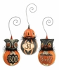 Johanna Parker Happy Halloween Ball Ornaments