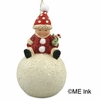 Mary Engelbreit Winter Play Ornament
