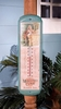 Mermaid Vintage Style Thermometer