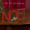 NOEL Christmas word art