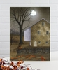 Radiance Lighted Canvas Autumn Moon