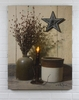 Radiance Lighted Canvas Billy Jacobs Crocks and Stars Large 24x32