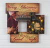 Radiance Lighted Canvas Christmas Montage