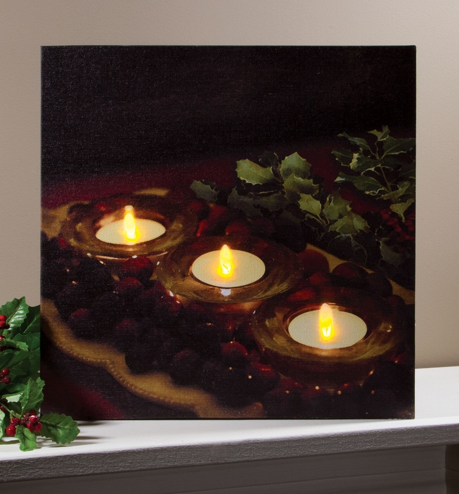 Radiance Lighted Canvas by Ohio Wholesale