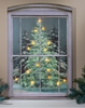 Radiance Lighted Canvas Glistening Pine Large 30x20