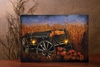 Radiance Lighted Canvas Harvest Wagon