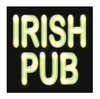 Radiance Lighted Canvas Irish Pub