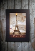 Radiance Lighted Canvas Large Paris Eiffel Tower
