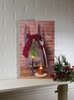 Radiance Lighted Canvas Let Christmas Live in Your Heart