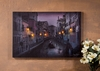 Radiance Lighted Canvas Lighted Venice Canal
