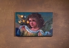 Radiance Lighted Canvas Merry Christmas Angel
