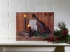 Radiance Lighted Canvas O Holy Night