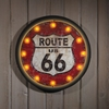 Radiance Lighted Canvas Route 66