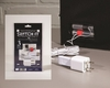 Radiance Lighted Canvas Switch It Converts Battery Power to Electric Power