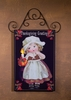 Radiance Lighted Canvas Thanksgiving Greetings Door Hanging