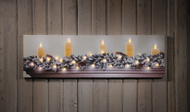 Electric Christmas Tree Candles