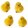 RAZ 1.5 Inch Yellow Chick Set of 4