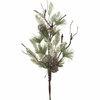 RAZ 26 Inch Jingle Bell Pine Branch