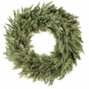 RAZ 27 Inch Mixed Pine and Cedar Christmas Wreath