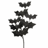 RAZ 28.5 inch Halloween Bat Floral Spray
