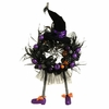 RAZ 39 Inch Witch Hat Wreath