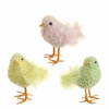 RAZ Beaded Chick set of  3