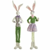 RAZ Boy and Girl Bunny 39 inches tall