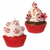 RAZ Chocolate Moose 3.75 inch Cupcake Ornament