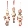 RAZ Chocolate Moose 5.5 inch Nutcracker Ornament