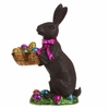 RAZ Easter 22 inch Chocolate Bunny with Easter Eggs