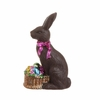 RAZ Easter 6.5 Chocolate Bunny with Easter Eggs