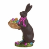 RAZ Easter 8 inch Chocolate Bunny with Easter Eggs